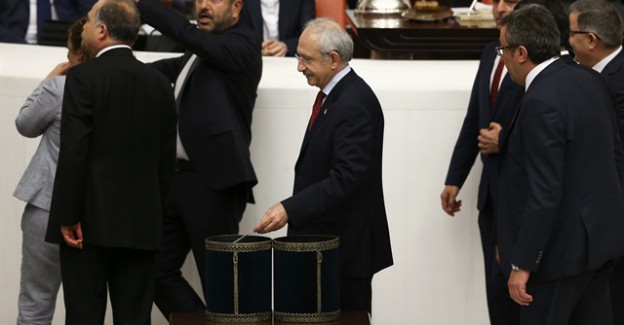 Dokunulmazlıkta CHP-HDP İttifakı: İşte CHP'nin Oyu