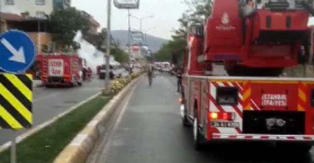 Dünya İstanbul'daki patlamayı flaş olarak duyurdu