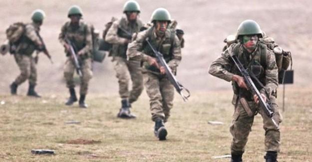 El Bab'ta Askerimize 8 Canlı Bomba ile Saldırı