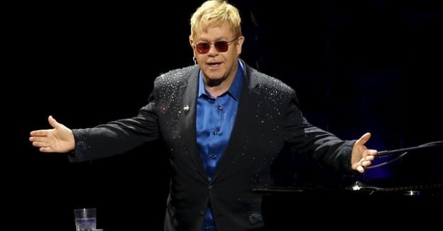 Elton John'dan Türkiye'ye Destek