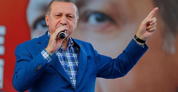 Erdoğan 9 Şehidin İlçesinde: Dediğimizi Yaptık, Onlar Kaçacak Biz Kovalayacağız