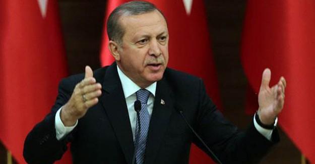 Erdoğan CHP'ye Sert Çıktı! 'Haddinizi Bilin'