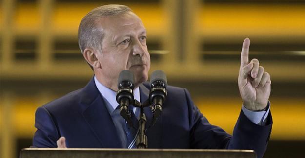 Erdoğan: Darbe Gecesi Yaşananları Tartışanların Amacı...