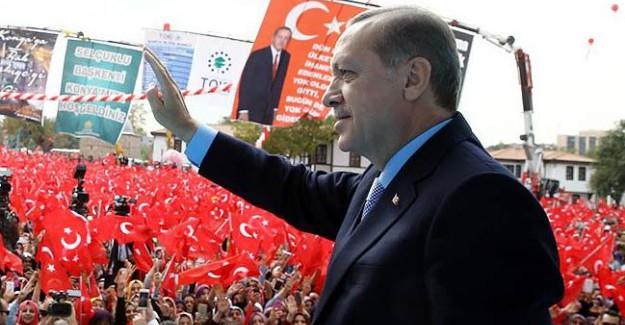 Erdoğan Konya'dan Net Kararını Açıkladı: Ben O Katilleri Unutamam!
