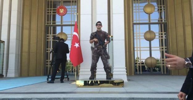 Erdoğan Nazarbayev'i Böyle Karşıladı