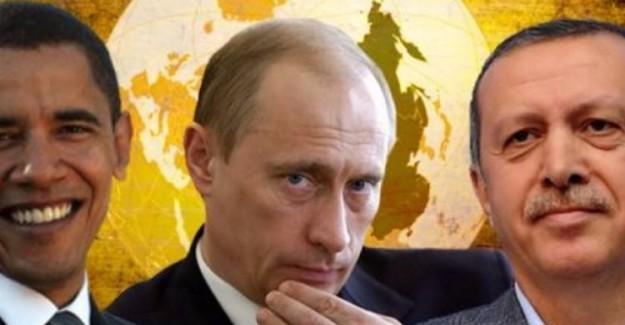 Erdoğan-Obama-Putin Bir Araya Gelecek