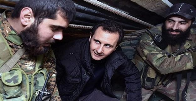 Esad'ın Hain Planı! Uçakla Öldürdüğü Yetmedi