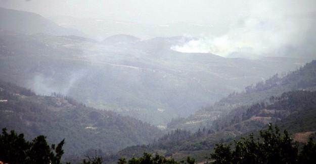 Esed Güçlerinden Türkmendağı'na Hava Saldırısı