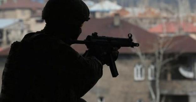 Eylem Hazırlığındaki 4 PKK'lı Yakalandı