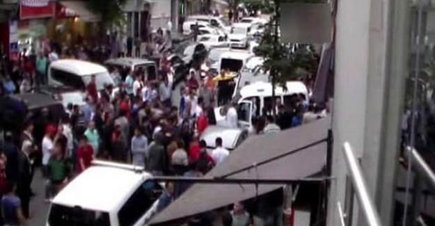 Fatih'i ayağa kaldıran iğrenç iddia! Polis linçten zor kurtardı