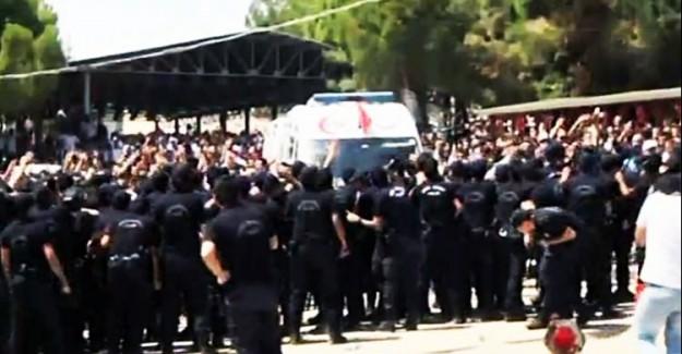 Fatma Şahin Uyarmıştı: PKK Sloganı Atıp Polise Saldırdılar!