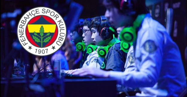 Fenerbahçe e-spor sektörüne giriyor!