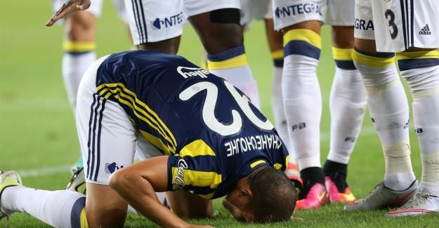 Fenerbahçe, Grasshoppers'ı Ezdi Geçti