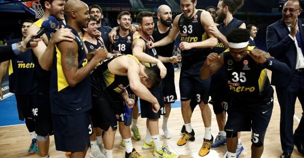 Fenerbahçe kupa için sahaya çıkıyor
