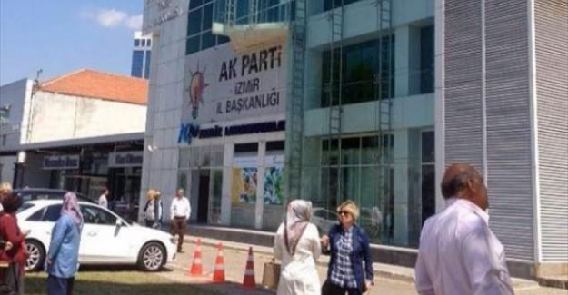 FETÖ Gözaltısının Ardından AK Parti İl Binası Taşındı