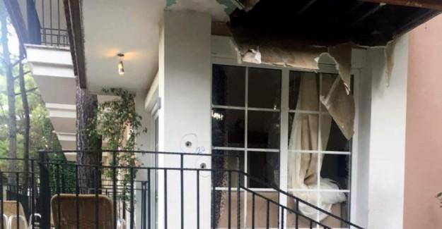 FETÖ'cü Hainler, Erdoğan'ın Kaldığı Villayı Kurşun Yağmuruna Tutmuş