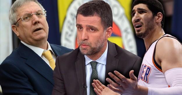 FETÖ'cü Hakan Şükür'ün Sözlerine Fenerbahçelilerden Sert Tepki!