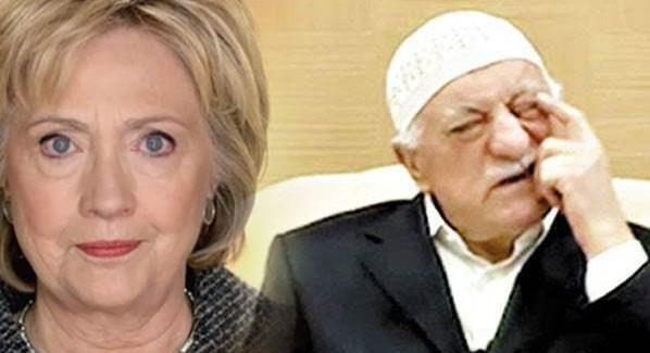 FETÖ'nün Clinton'a Maddi Desteği Resmen Belgelendi