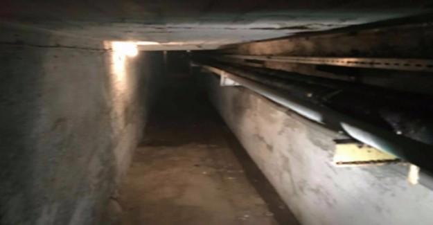 FETÖ'nün Kaçış Tüneli Bulundu! Camiden Yemekhaneye Kadar Uzanıyor