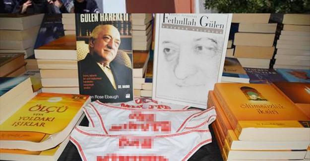 Fetöş'ün En Mahrem Sırrı: Giydiği Donlara Bunu Yazdırmış
