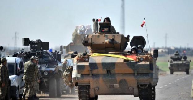 Flaş! Türkiye, Suriye'ye Askeri Harekat Başlattı!