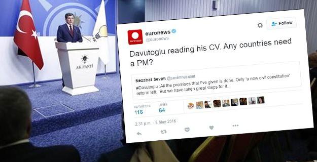 Fransız Haber Kanalından Küstah Tweet