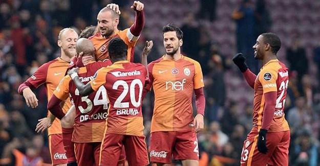 Galatasaray Süper Lig ve Şampiyonlar Ligi Lideri!