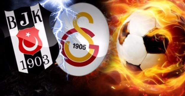 Galatasaray ve Beşiktaş'tan Alkışlık Hareket