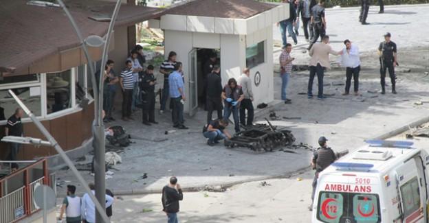 Gaziantep'te Bombalı Saldırı: 1 Şehit 23 Yaralı