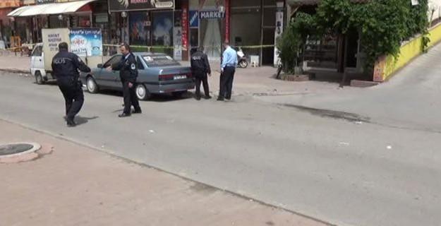 Gaziantep'te İki Araç Arasında Çatışma