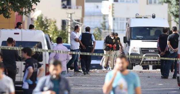 Gaziantep'te Sıcak Saatler: 2'inci Hücre Evine Operasyon!