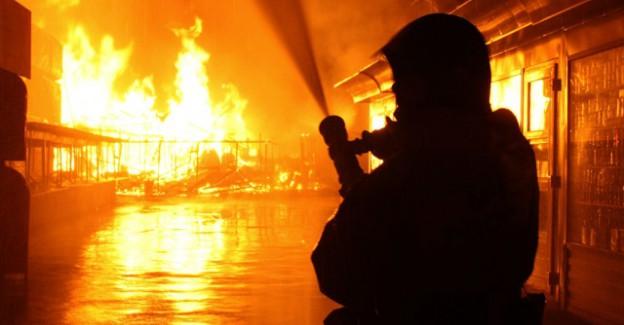 Gaziantep'te Yangın Faciası: 6'sı Çocuk 7 Ölü!