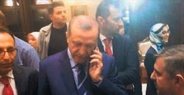 Gece Yarısı Sürpriz Telefon; Arayan Cumhurbaşkanı'ydı