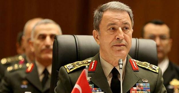 Genelkurmay Başkanı DAEŞ Bilançosunu Açıkladı