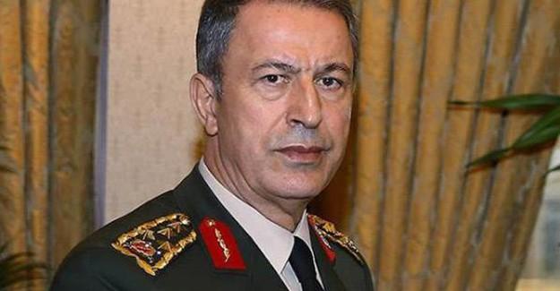 Genelkurmay Başkanı'nın Koruması Tutuklandı