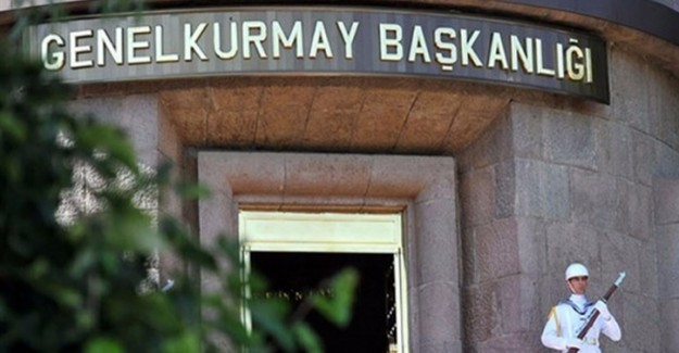 Genelkurmay Başkanlığı Adli Müşaviri Karargahta Gözaltına Alındı