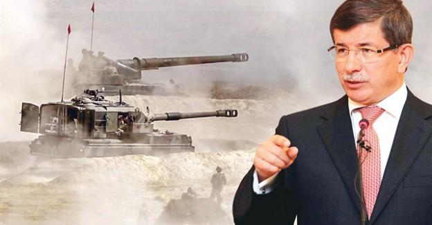 'Gerekirse Suriye'de Kara Gücü Kullanırız!'