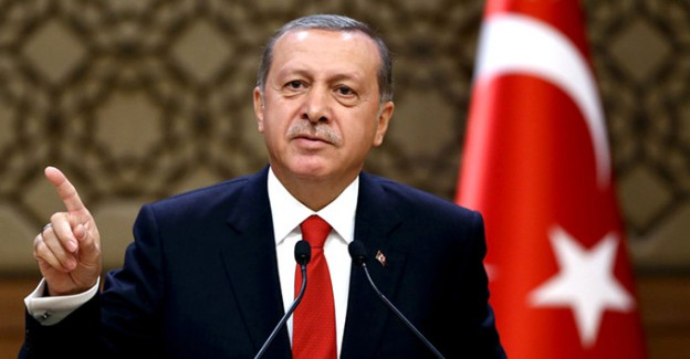 'Gezi Provokasyonunun Hedefi Erdoğan'dı'