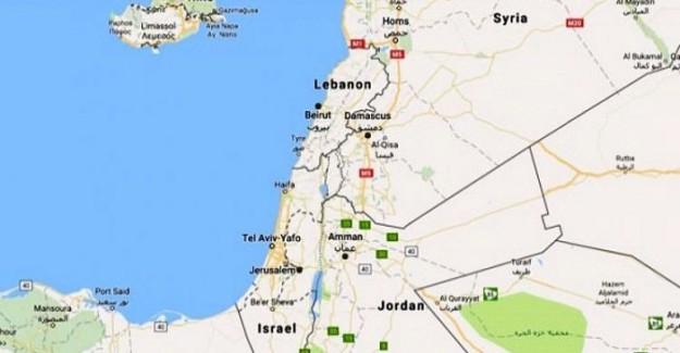 Google Filistin'i Haritadan Sildi!
