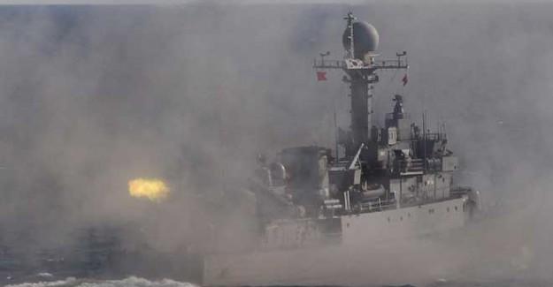 Güney Kore, Kuzey Kore Gemilerine Ateş Açtı!