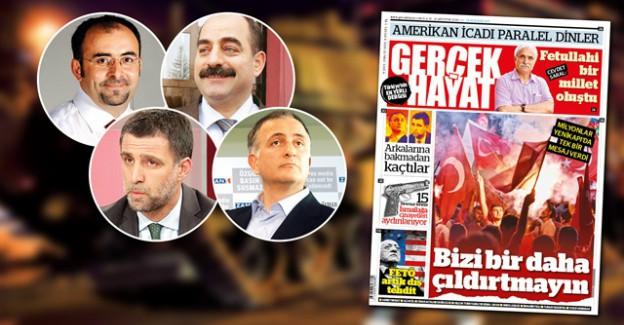 Hainler Erdoğan'a 'Kaçacak' Diye İftira Attılar, Kendileri Kaçtılar