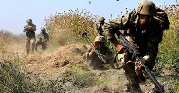Hakkari'de PKK'ya Ağır Darbe! 13 Terörist Öldürüldü