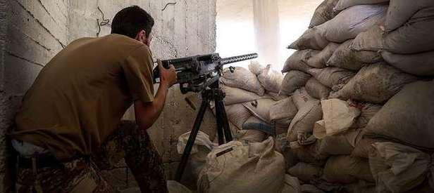 Halep'te Katil Esad'a Ağır Darbe!