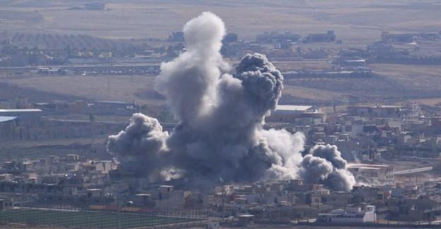Hava Saldırısında Üst Düzey DEAŞ Militanı Öldürüldü