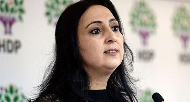 HDP'li Figen Yüksekdağ'a Müebbet Şoku!