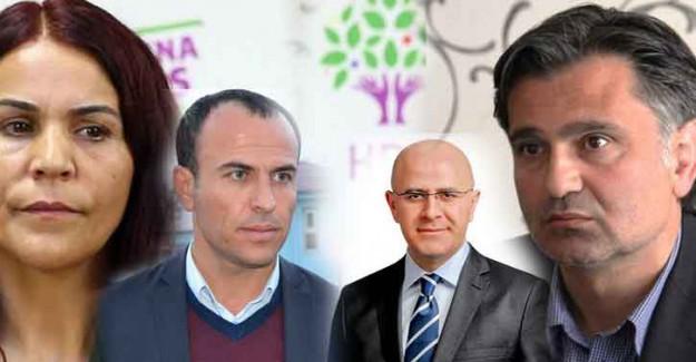 HDP'liler İngilizlerle Bir Olup Türkiye'yi Karalıyor!