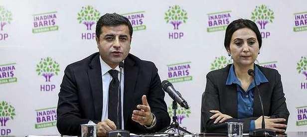 HDP'lilerin Dosyaları İyice Kabardı
