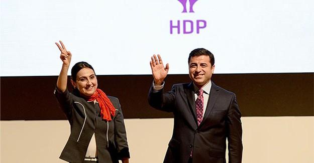 HDP'nin Gerçek Yüzü Dün Ortaya Çıktı