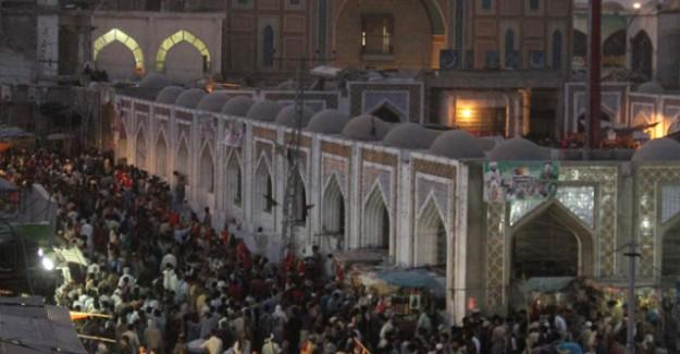 İbadet Eden Masumlara DEAŞ Katliamı! Türbeye İntihar Saldırısı: 72 Ölü, 150 Yaralı!