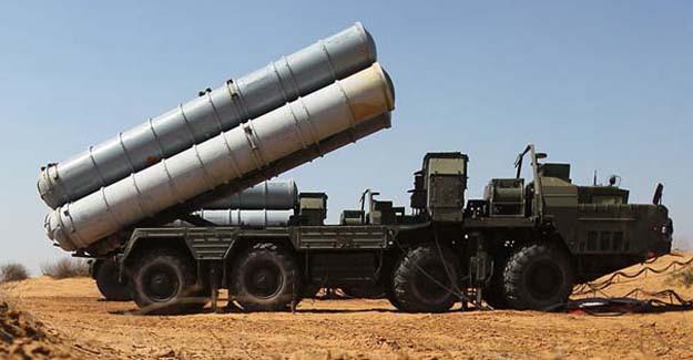 İran Rus Füzelerini Konuşlandırdı